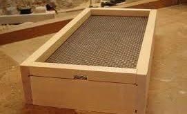 کندو عسل چوبی