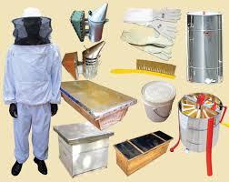 کلیه تجهیزات زنبورداری