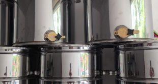 دستگاه استراکتور عسل