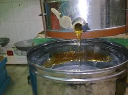 دستگاه رس گیری عسل