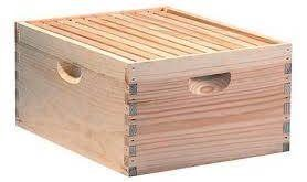 خرید کندو عسل چوبی