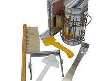 انواع تجهیزات زنبورداری